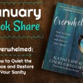 January Book Share -- Overwhelmed