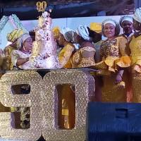 90th Birthday: Hon Pauline Duru-Rajis celebrates in Grand Style (Pictures & Videos)