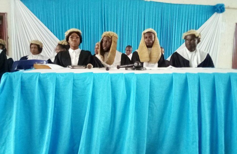 The SJC Judges