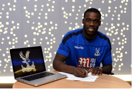 OFFICIAL: Ghanaian Left Back Jeffrey Schlupp joins Crystal Palace