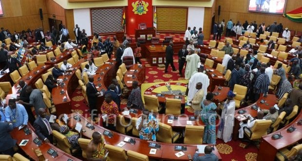 Parliament forms committee to vet Akufo-Addo's ministers