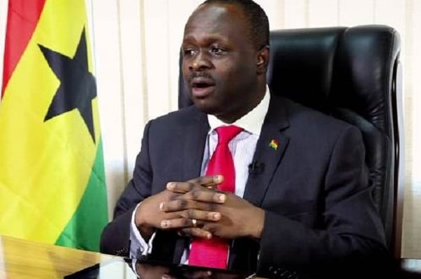 Stop Buying State Vehicles- Omane Boamah to colleagues