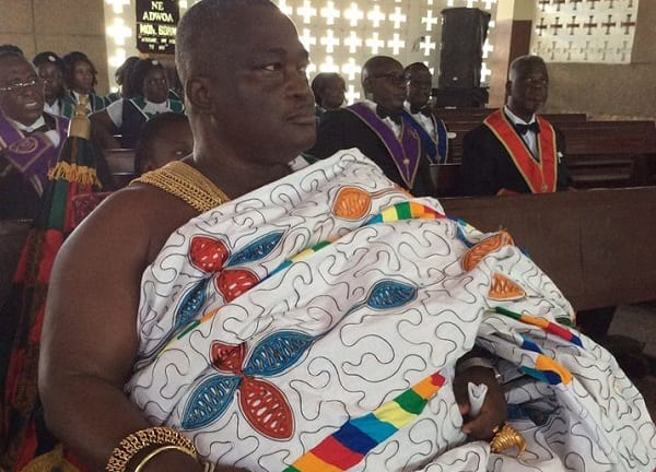 Opoman Pulls out of Council State Race to back Manwerehene