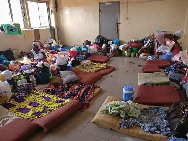 Overcrowding at Komfo Anokye Hospital wards Worsens