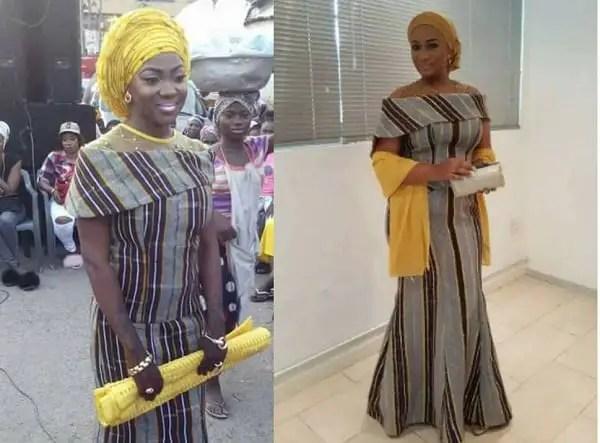 PHOTOS: Hit or Miss: Lady Copies Samira Bawumia