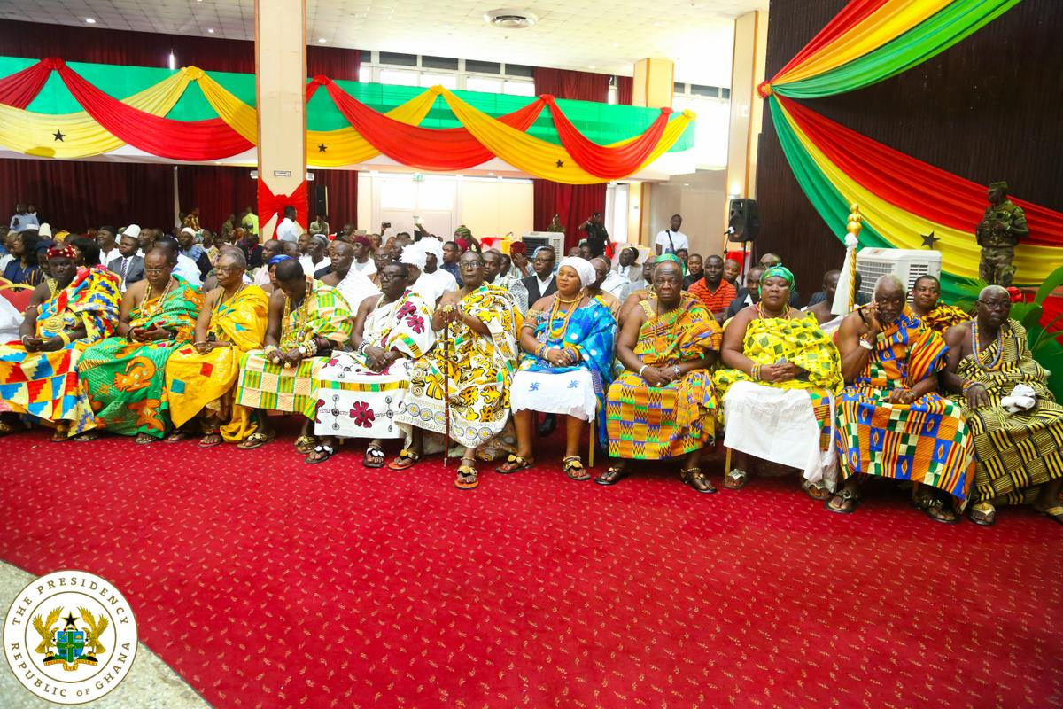 Omanhene of Asante Juaben is Council of State Chairman