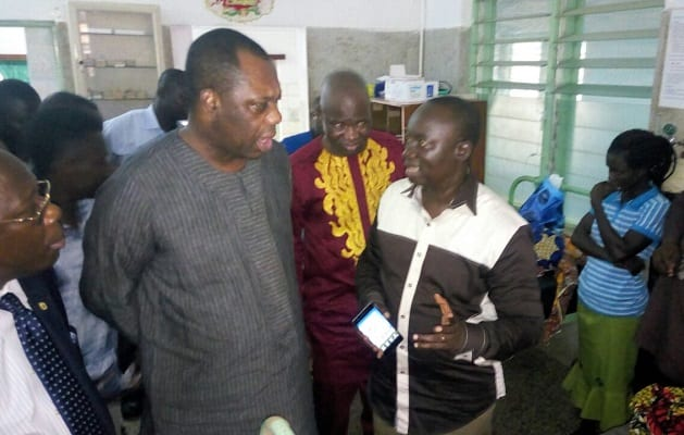 Minister Promises Gov't Support to families of dead pupils