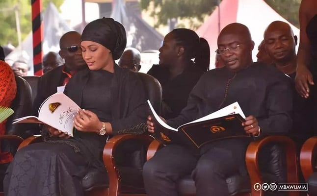 Dr Bawumia's parting words for his former Aide
