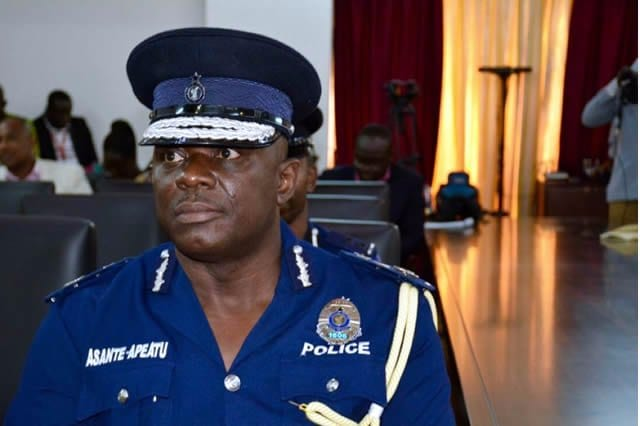 New Changes in Police Service; Tanko others moved