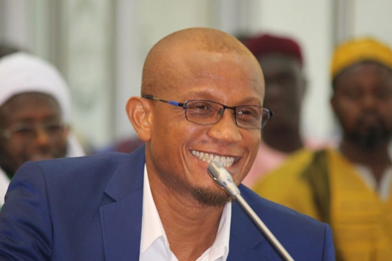 I'm excited, 'I'm over the moon' for my nomination-Mustapha Hamid