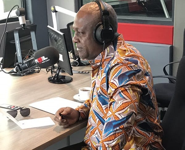 Be Law Abiding-Mahama Advises Ghanaian Residents in South Africa