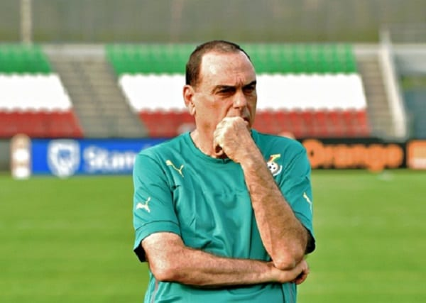 I hate to lose big games-Avram Grant
