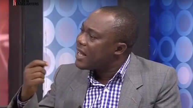 I don't fear bootlickers – Prof Gyampo to Kpessah Whyte