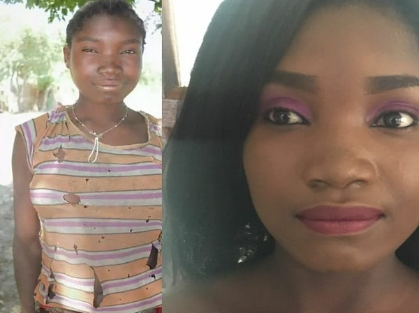 Beautiful transformation of young woman brought from village