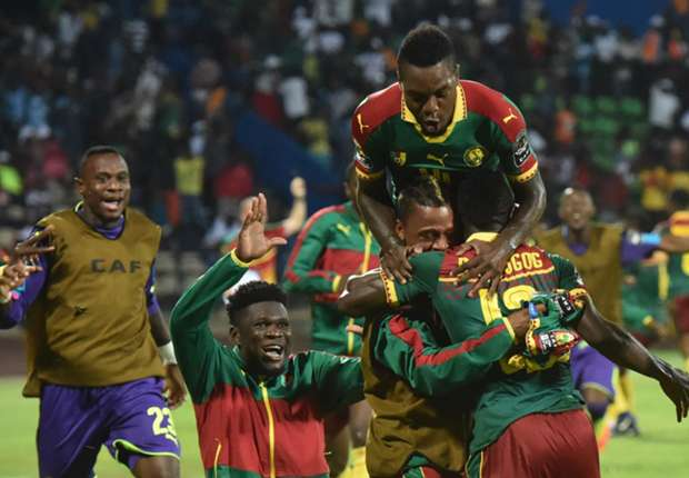 Cameroon are 2017 AFCON Champions