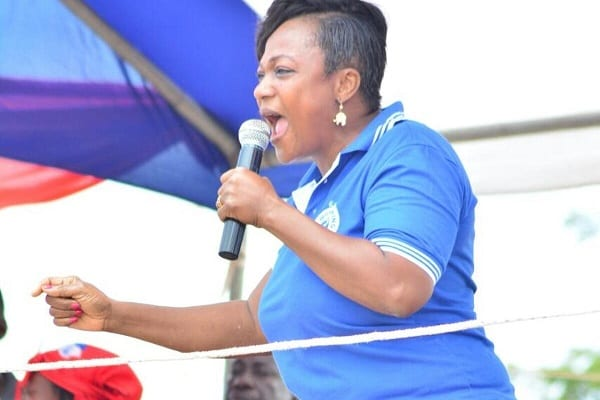 Otiko's 'boobs' daze male Ghanaian MPs