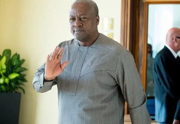 Don't politicize Mahama's Death – John Dramani Mahama