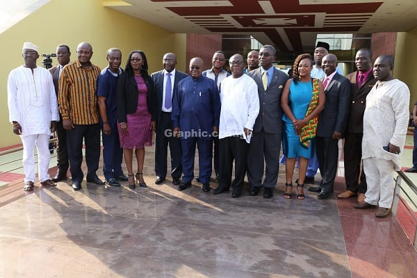 December 7 reflections for all NPP appointees