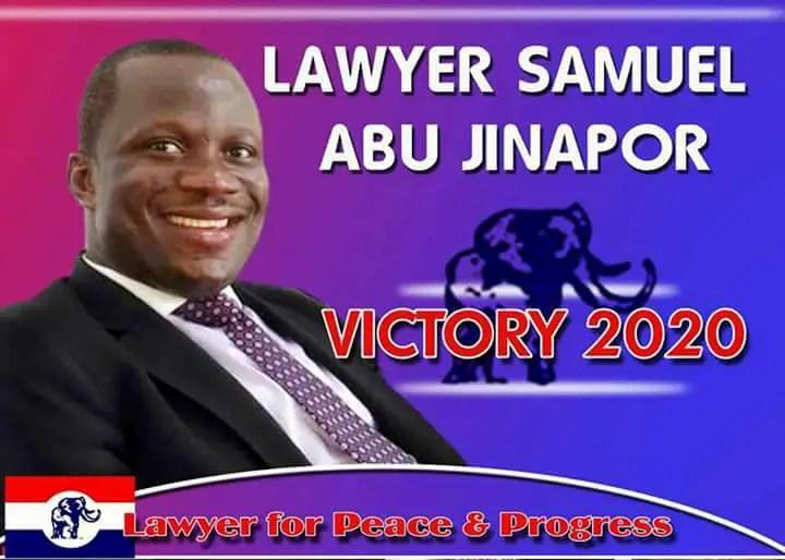 Deputy Chief of Staff Samuel Jinapor Eyeing  Damongo Seat?