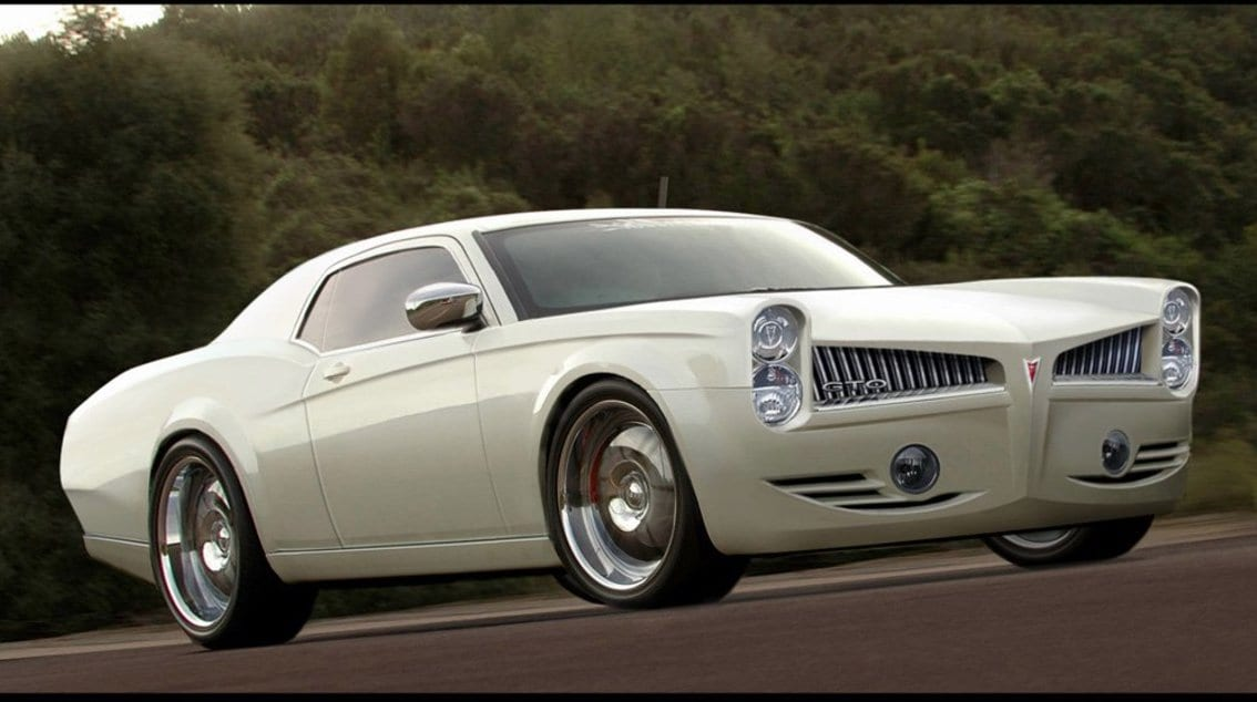 New 2017 Pontiac GTO