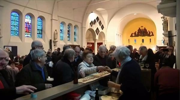 Church turns into beer bar after every Sunday mass