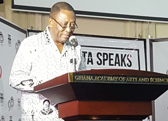 Don't Despise Ethnic Groups- Isaac Osei to Ghanaians