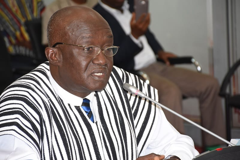 AUDIO: Ghana is dirty because of Zoomlion-Sanitation Minister
