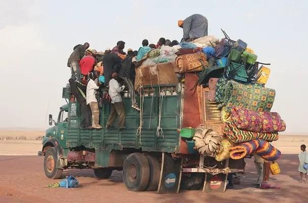 Kumasi Police Wage War On Overloading