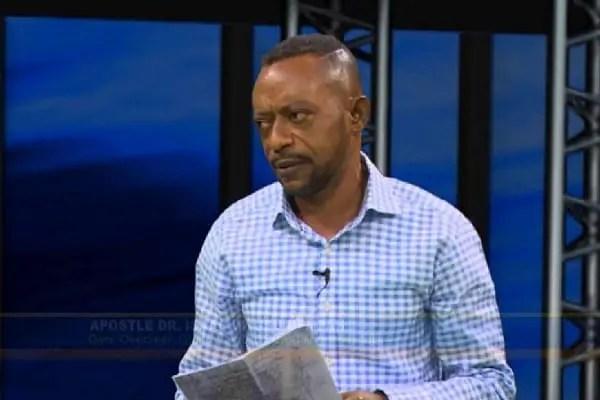 VIDEO Jesus Christ not the son of God; he was an impostor -Rev Owusu Bempah