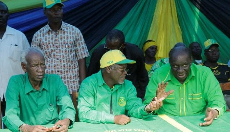 12 Senior Officials From Tanzania's Ruling Party Sacked Over Alleged Sabotage