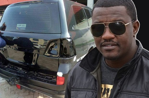 AUDIO: Dumelo finally speaks on 'stolen' state vehicle