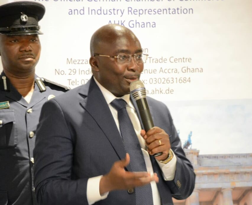 Dr Bawumia chairs first police council meeting today