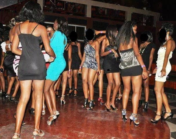 Prostitutes 'Fight' Akufo-Addo over 2017 Budget