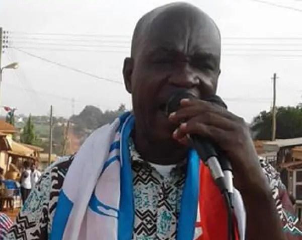 NPP Member of Parliament beaten at funeral