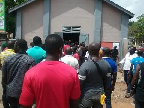Joblessness Cause of Delta Force Raids-Ashanti Regional Minister
