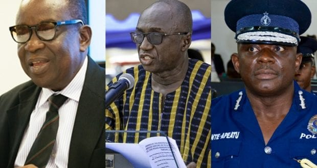 Kan Dapaah, Dery and the IGP must be fired over Delta Force attack