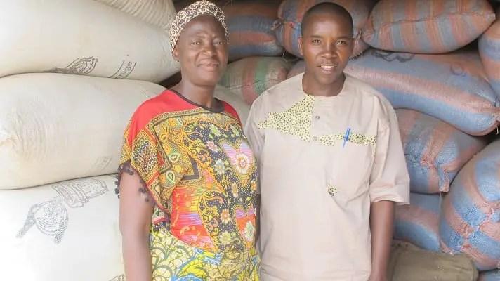 Market women adopt PICS bags to eliminate post-harvest losses