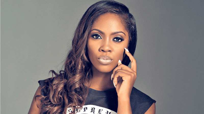 Tiwa Savage breaks the Internet with this photo