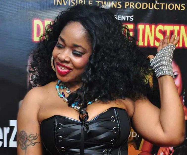 Nigerian actress turns hardcore porn star