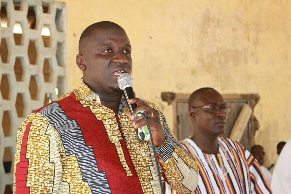 I am committed to developing Lawra Constituency –Karbo