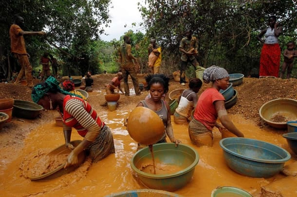 """Ban on small-scale mining is """"hugely unfair and dishonest"""" – Asante Youth"""