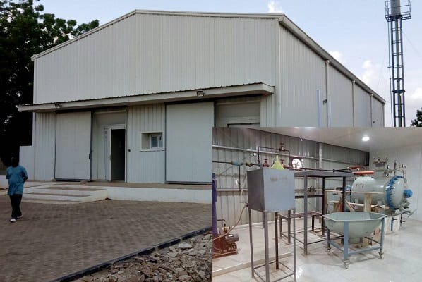 First Guinea Fowl Factory Established in Ghana