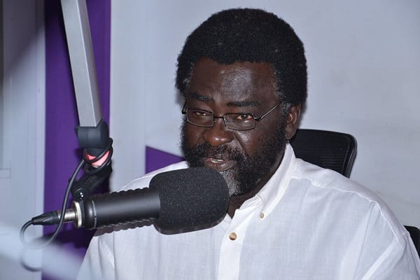 I've not flouted any law by hanging banners at NPP Conference-Amoako Baah