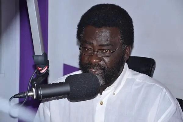 NPP amendment procedure 'unconstitutional' and a disgrace –Dr Amoako Baah