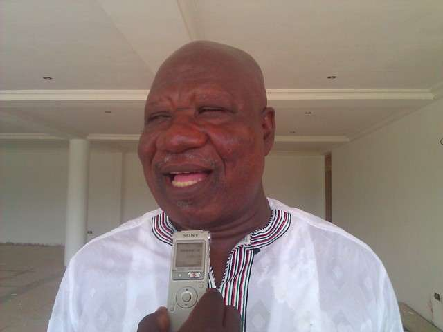 All Foreign Service workers are NPP-Allotey Jacobs