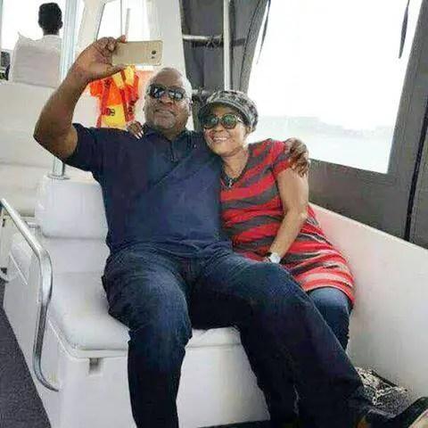 Social media can't keep calm over Mahama, Lordina priceless selfie