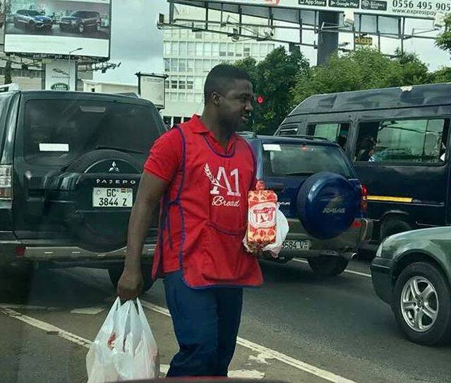 """Every entrepreneur should strive to be unreasonable"" – graduate bread seller to John Dumelo"