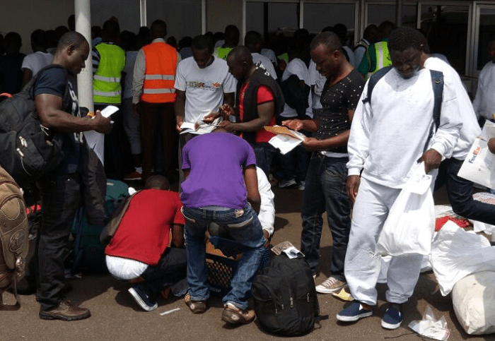 VIDEO: 7,000 Ghanaians Face Deportation From USA for criminal acts