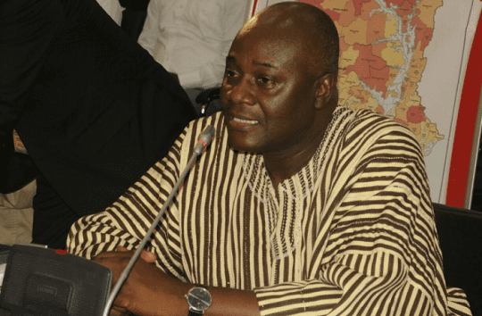 The creation of additional Regions in Ghana and matters arising