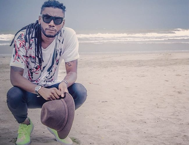 Pappy Kojo announces his return to music?